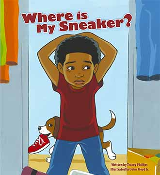 Where is My Sneaker?