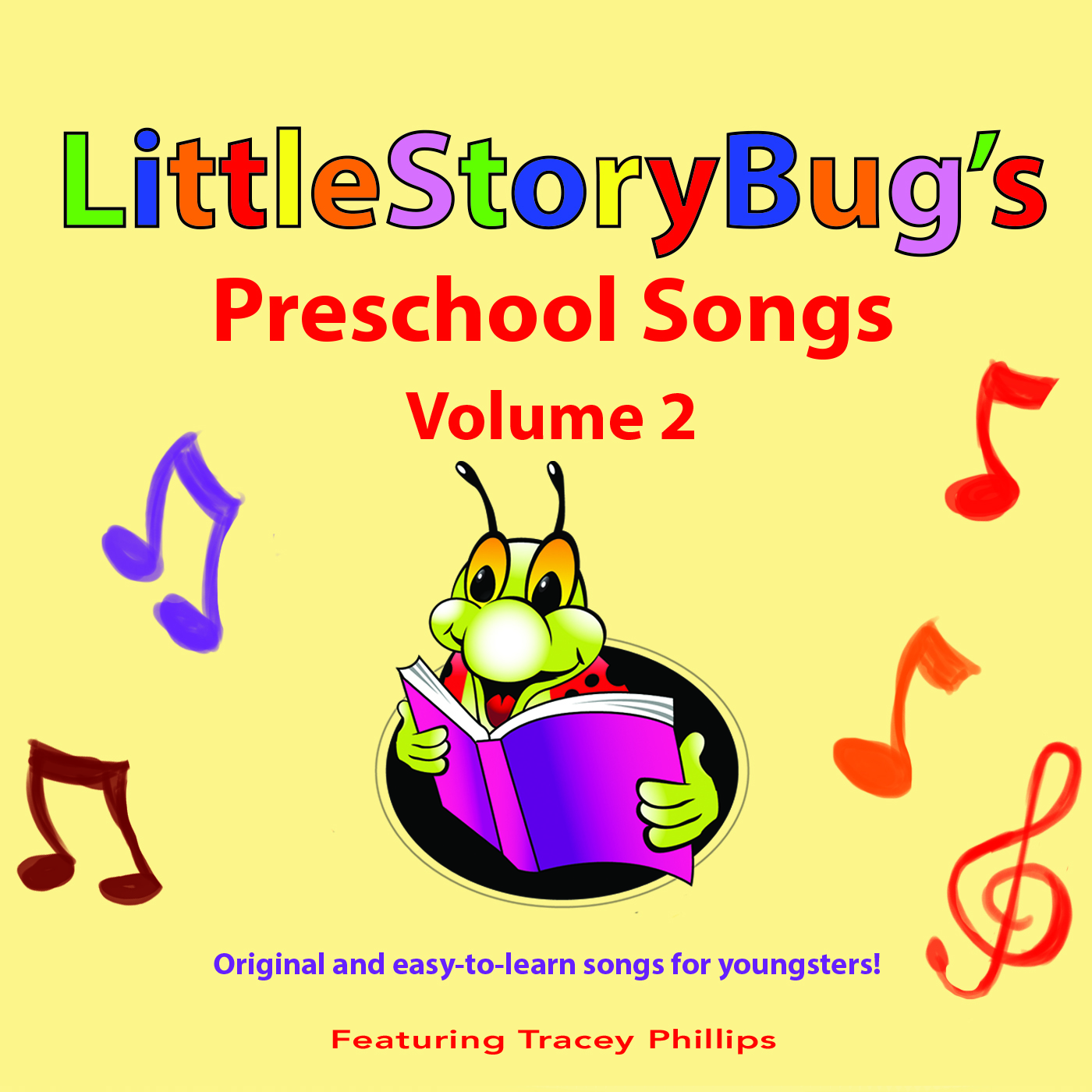 LittleStoryBug's Preschool Songs Volume 2